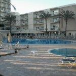 Sentido Castell de Mar Poolbereich außen