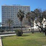Sentido Castell de Mar Ansicht von der Promenade aus