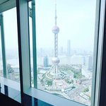 Photo de The Ritz-Carlton Shanghai, Pudong