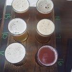 HH beer flight