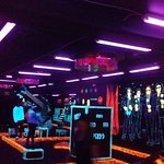 KISS indoor mini-golf