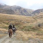 High country above Cardrona