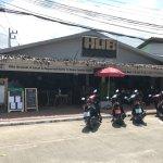 Hub sports cafe