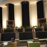 Vibrant Lobby