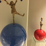 More beautiful Sculptures and art scattered throughout the hotel