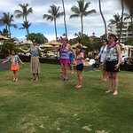 Hula - we almost looked native!