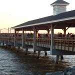 Picture of the Fishing Pier at St. Simsons