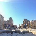 Pompeii high street