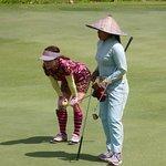 Nirwana Bali Golf Club Foto
