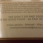 True to their statement, not fast food but worth waiting for.