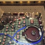 The Lobby restro is ordinary nothing like 5 star. The reception is very small and doesn't give a