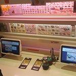 Photo of Genki Sushi, Shibuya