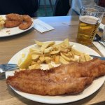 Standard Fish (Cod) and Chips