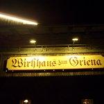 Photo de Wirtshaus zum Griena