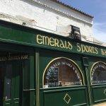Joeys Emerald Bar!