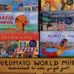 Booktique Merimbula has a range of world music CDs