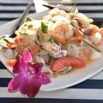 squid dish