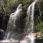 Waterfall shower :-)