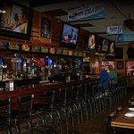 Gatsby's huge Bar