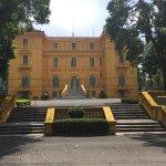 Photo of Ho Chi Minh Mausoleum