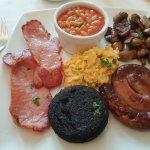 The wonderful Cumbrian breakfast