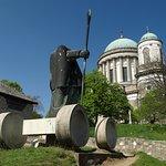 Guarding the basilica