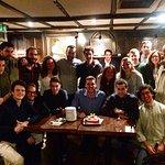Alvaro´s birthday with 18 friends