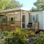 Mobil-home 32m² / 6pers