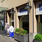 Entrance to Ristorante Manora
