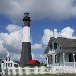 The beautiful lighthouse