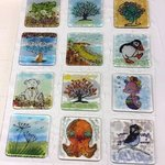 A WI Groups finished coasters