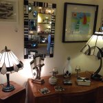 Visit our Showroom for mirrors, lamps and gifts