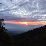 sunrise around 5.30 am