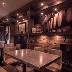 Our new bar & Restaurant