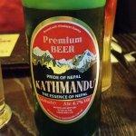 Kathmandu beer