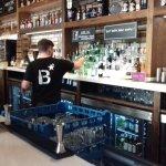 Super bar staff.