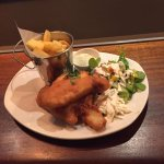 family favourite Fresh Cod N Chips