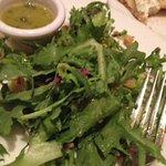 Arugula salad, not frisee