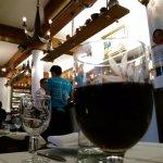 Tas Pide - Good wine