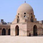 In the courtyard of ibn Tulun