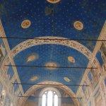 La parte alta della cappella