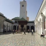 Kairaouine Mosque - Oldest University/Mosque in the world