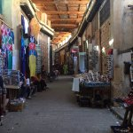 Shops in Fes souq