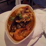 Cataplana (seafood stew)