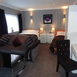 A great mini suite with en-suite
