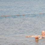 Easiest swim ever