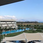 Amazing hotel Hilton Dalaman. Map, pool, drinks and view from room.