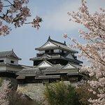 Matsuyama Castle Foto