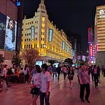 Nanjing Road at night...