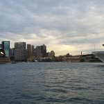Opera House and Cruise ship